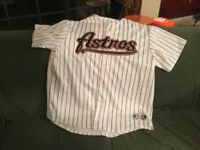 Houston Astros MLB Embroidered Jersey Size XXL Very Gently Used Free Shipping