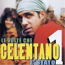 Le Volte Che Celentano E' Stato 1 - Adriano Celentano CD