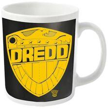 JUDGE DREDD badge boxed mug