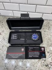New! $375 Luminox Navy Seal Series 3000 V3 Watch XS.3003. Blue 3003. Swiss Made
