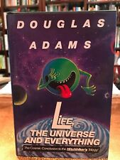 LIFE, THE UNIVERSE AND EVERYTHING  by Douglas Adams SIGNED 1st ed HC