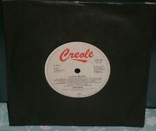 "ENIGMA - I LOVE MUSIC / REMIX - 1981 CR14 CREOLE RECORDS 7"" VINYL SINGLE RECORD"