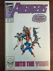 Avengers 314 Marvel Comics Spider-Man Appearance $3 Bin Dive Combined Shipping