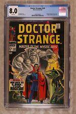 Doctor Strange #169 CGC 8.0 1968 0342145008