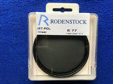 RODENSTOCK POL-FILTER JET POL LINEAR E 77 NEU mit BOX, z.B. f. LEICA TELYT 350mm