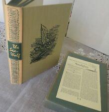 Heritage Press - The Sea Wolf by Jack London in slipcase w Sandglass   Very Good