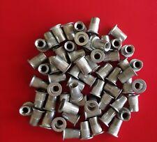 Aluminum Rivet Nut Rivnut Insert Nutsert - 1/4-20 UNC - 25 pcs