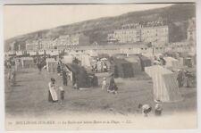 France postcard - Boulogne sur Mer - Le Boulevard Sainte-Beuve et la Plage A148