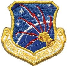 United States Air Force Communication Service Patch US Military