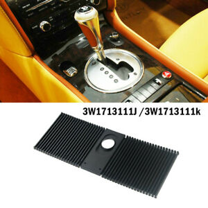 For Bentley Continental Gt Gtc Flying Spur 04-2018 Gear Shift Strip Dust Cover