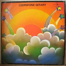 CZERWONE GITARY - PORT PIRATOW !!! EXTRA RARE POLAND BEAT ROCK !!!