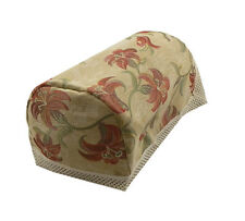 Chair Arm Covers or Chair Backs or Table Runner Terracotta Lily (63749/50/51)