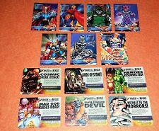 OVERPOWER Infinity Gauntlet Mission & Event SET 13 Thanos Adam Warlock Galactus