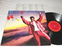 "Clarence Clemons ""Hero"" 1985 Jazz/Rock LP, VG+, Vinyl, Original Columbia"