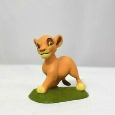 Disney Authentic Young SIMBA LION KING FIGURINE Cake TOPPER Toy NEW