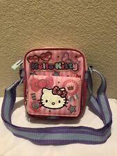 Vintage Sanrio Hello Kitty Wallet Crossbody Bag 2013