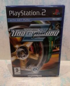 Need for Speed Underground 2 PS2 ♡ Brand New Case ♡ Sealed