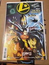 Legion of Super-Heroes #6 Brian Michael Bendis 1st Gold Lantern DC Comics