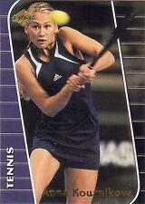 (36) ANNA KOURNIKOVA 2000 Collector's Edge *GLOSSY* Tennis 1st Card #AK5 RC LOT