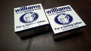 Williams Mug Shaving Soap 2 Bar Pack