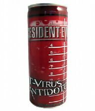 Resident Evil T-Virus Antidote Energy Drink 8.4 Ounce Can SEALED UNOPENED