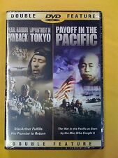 PAYOFF IN THE PACIFIC & PEARL HARBOR PAYBACK/APPT IN TOKYO DBL FEATURE