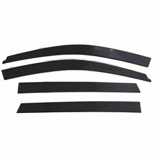 Side Window Vent-Ventvisor Low Profile Deflector 4 pc. fits 09-14 Ford F-150