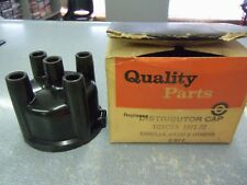 Quality Parts 317 JH69 New Distributor Cap 1971 72 Toyota Cololla 1600 FREE Ship