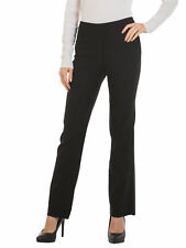 Bootcut Dress Pants for Women Stretch Comfy Work Office Pull on Womens Pant