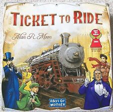 TICKET TO RIDE USA/NORD AMERICA - Gioco da tavolo Base italiano Asterion Asmodee