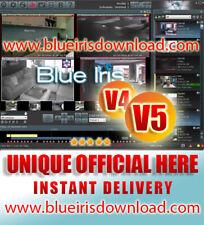 Blue Iris Pro v5.0 (Latest) Video Camera Security Software - Full Life License