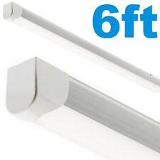 Knightsbridge 6ft Bright LED BATTEN TUBE LIGHT WALL CEILING 1800mm Cool White