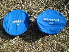 Personalised feed bucket cover sets