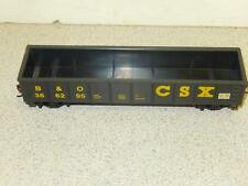 HO TRAINS -MODEL POWER-98509- B&O GONDOLA- NEW- L243