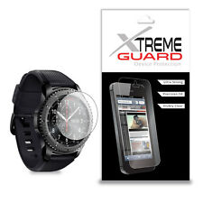 XtremeGuard Premium Screen Protector For Samsung Gear S3 Classic Smartwatch