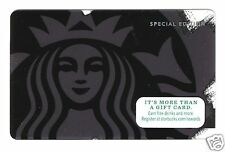 Starbucks Card Siren (Special Edition Two Versions 2014 DARK & 2015 LIGHT )