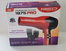 New Tormaline Ceramic 1875 PRO RED by Kiss New open box