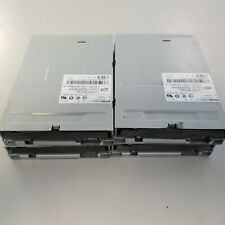 LOT OF 4 - Dell TEAC FD-235HG 3.5 1.44MB Internal Floppy Drive - Black door