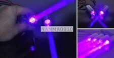 1pc Fat Beam 405nm 250mW Violet Blue Laser Dot Module KTV Bar DJ Stage Lighting