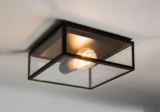 Astro Bronte IP23 Outdoor esterno soffitto luce 60W E27 NERO (NO Bulb)