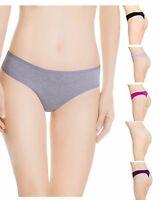 6 Women Cotton Yoga Sport Thongs Panties Lot G String underwear Pack Size XS~3X
