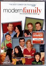 Modern Family the Complete First Season (DVD 2010) Ed O'Neill (new, unopened)