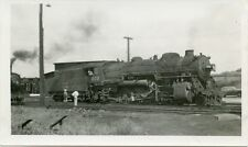 5G778 RP 1952 MAINE CENTRAL RAILROAD LOCO #606 WATERVILLE ME