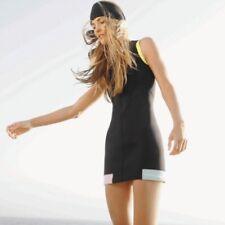 "Cynthia Rowley & ROXY ""Carve"" Neoprene Wetsuit Dress Sz S $165 SOLD OUT Bodycon"