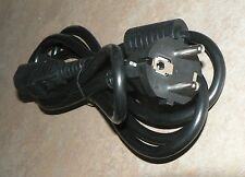 Leoni Type 365 Europe Plug x Leoni F730 NI9704 Power Cord