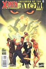 X-MEN: CHILDREN OF THE ATOM 1-6 SET/LOT JOE CASEY RUDE