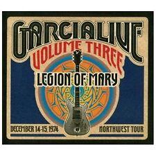 Garcia Live, Vol. 3: Dec 14-15, 1974 Northwest Tour [Digipak] by Jerry...