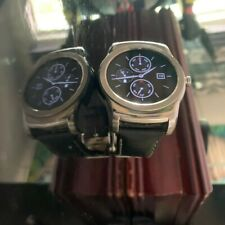 LG Watch Urbane (W150) 46mm Stainless Steel Case Black Classic Buckle -...