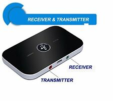 2-in-1 Wireless Bluetooth V4.1 Audio Receiver And Transmitter Adapter (Black)