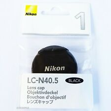 LC-N40.5 Official NIKON Spring-loaded lens cap 40.5mm / snap-on type